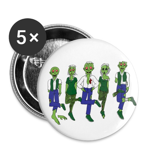 lord of the - Buttons large 2.2''/56 mm(5-pack)