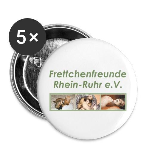 ffrr bildleiste - Buttons groß 56 mm (5er Pack)