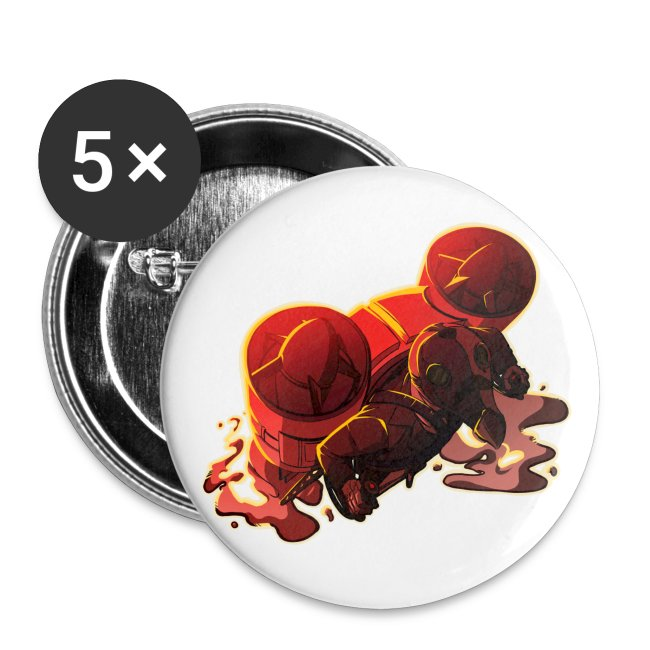 Shirk Launch Badges