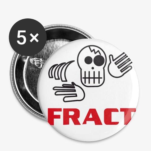 02 - Lot de 5 grands badges (56 mm)