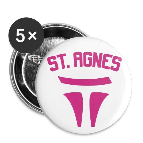 ST AGNES - Buttons groß 56 mm (5er Pack)