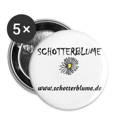 o46323 - Buttons groß 56 mm (5er Pack)