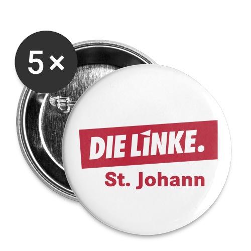 StjmSb2 - Buttons groß 56 mm (5er Pack)