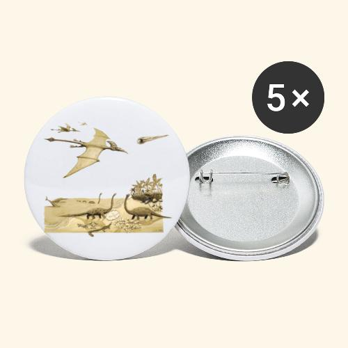 Resonanz - Die Chance der Krise - Buttons groß 56 mm (5er Pack)