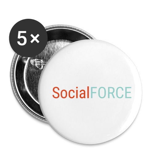 Logo groß png - Buttons groß 56 mm (5er Pack)