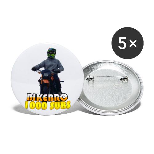 1000 Sub Special Design - Buttons/Badges stor, 56 mm (5-pack)