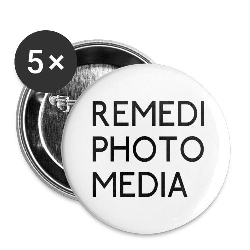 RPM logo 2016 - Buttons large 2.2''/56 mm(5-pack)