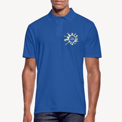 KdZ gelb - Männer Poloshirt