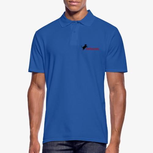 Swisscows - Männer Poloshirt