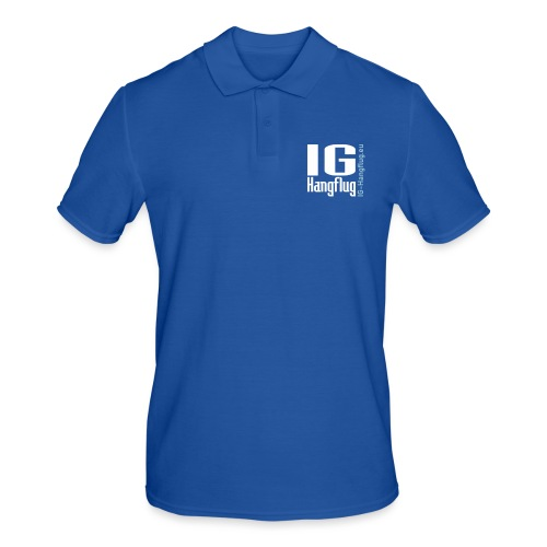 IG-Hangflug - Männer Poloshirt