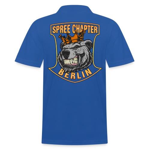 SCB Bärenkönig + 23 - Männer Poloshirt