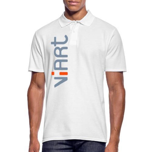 ViArt Logo - Männer Poloshirt