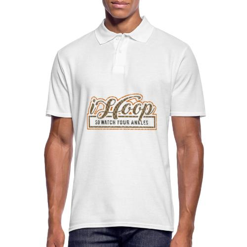 Basketball iHoop colorize - Männer Poloshirt