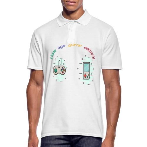 Retro Gaming Tribute - Männer Poloshirt