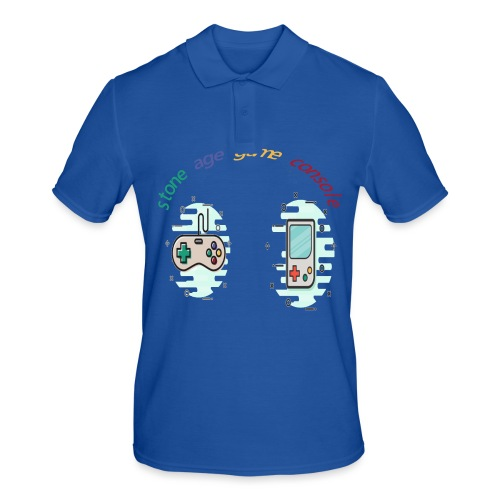 Retro Gaming Tribute - Männer Poloshirt
