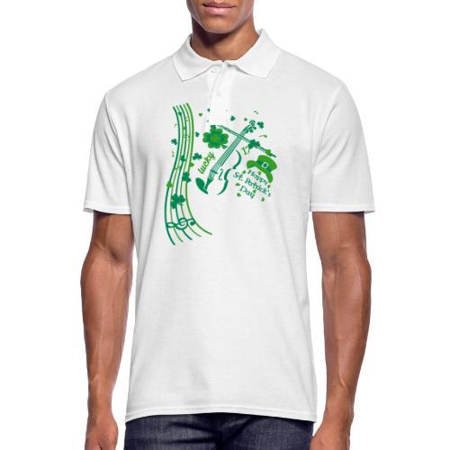 St.Patrick's Day - Men's Polo Shirt
