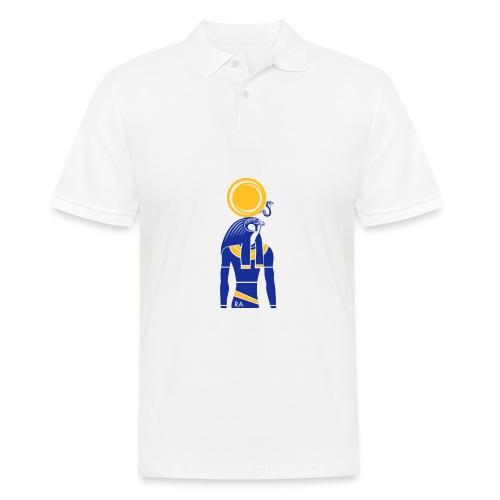 RA – Sonnengott - Männer Poloshirt