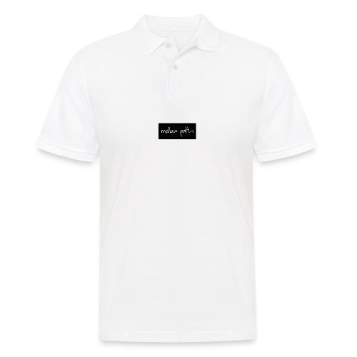 MELLOW PATH LOGO - Men's Polo Shirt