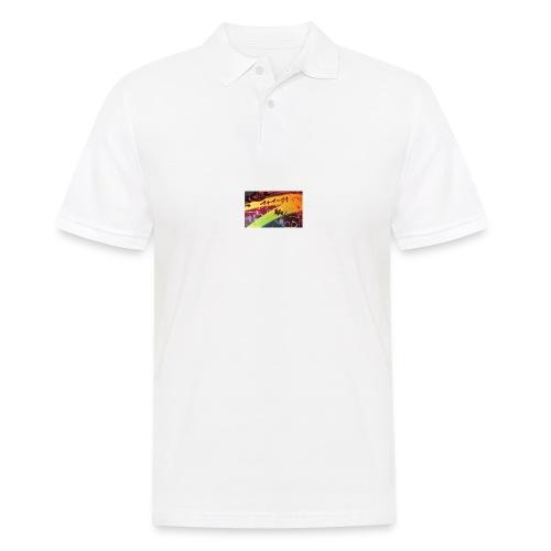 Mathe - Männer Poloshirt