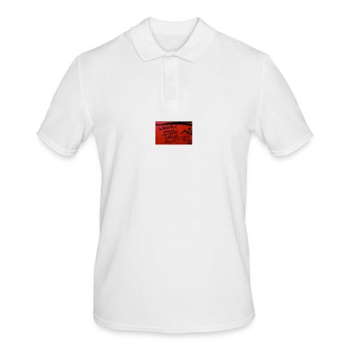 Schönheit - Männer Poloshirt