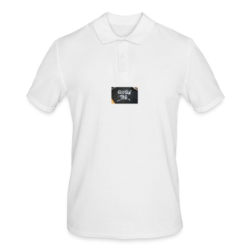 Gluten Tag - Männer Poloshirt
