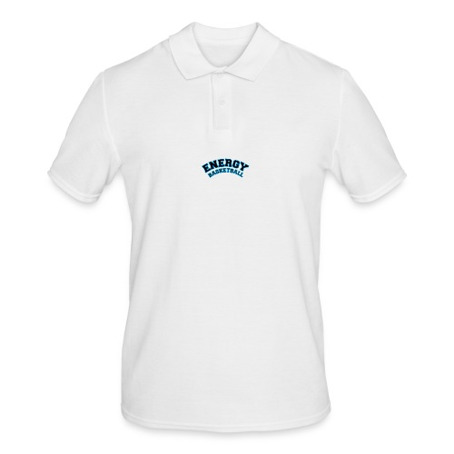 street wear logo nero energy basketball - Polo da uomo