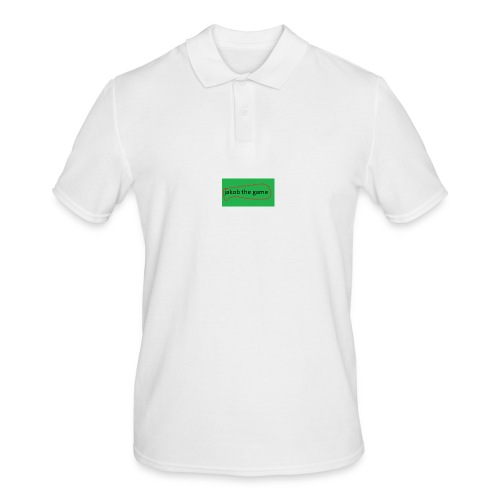 jakob the game - Herre poloshirt