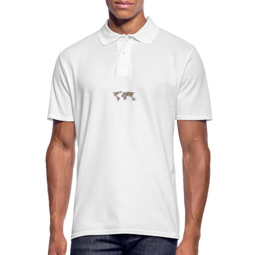 Hipsters' world - Men's Polo Shirt