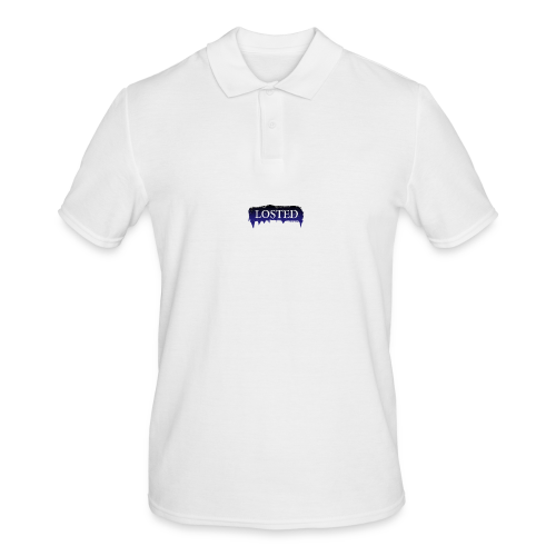 losted hoodie logo - Mannen poloshirt