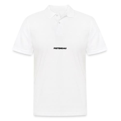 Ski Shirt Pistensau - Männer Poloshirt