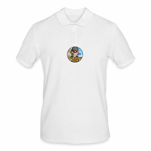 Robbery Bob Button - Men's Polo Shirt