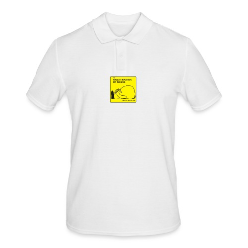 Great Master of Siesta - Men's Polo Shirt
