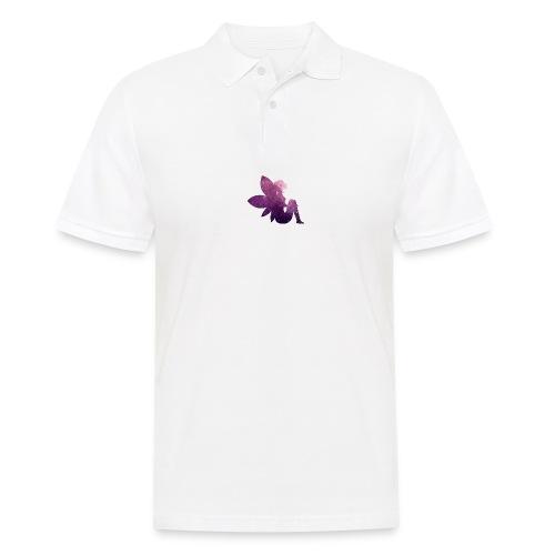 Purple fairy - Poloskjorte for menn