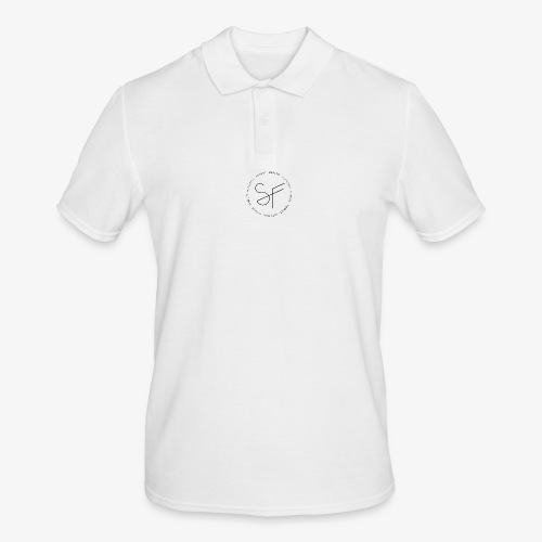 SMAT FIT nutrition & fitness white home - Polo hombre