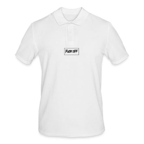 F*CK OFF - Polo Homme