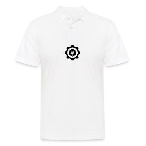 Jebus Adventures Logo (Transparent) - Men's Polo Shirt