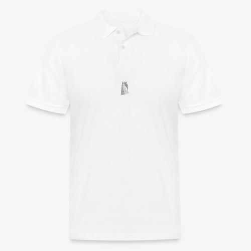 Beispiel Druck - Männer Poloshirt
