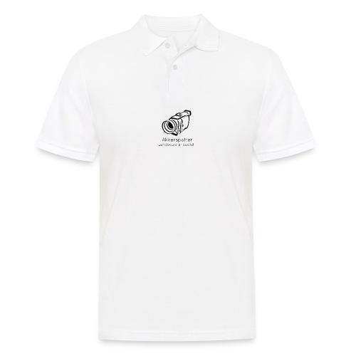 Logo akkerspotter - Mannen poloshirt