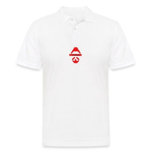Biturzartmon Logo rot glatt - Männer Poloshirt