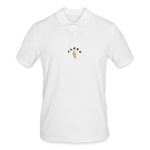 LogoPEABS - Polo Homme