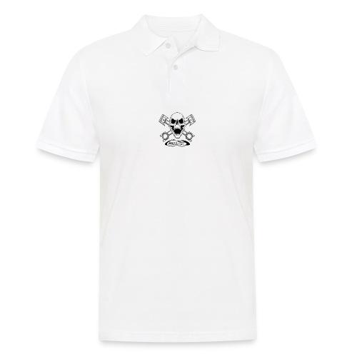 Bergen Bike Life - Poloskjorte for menn