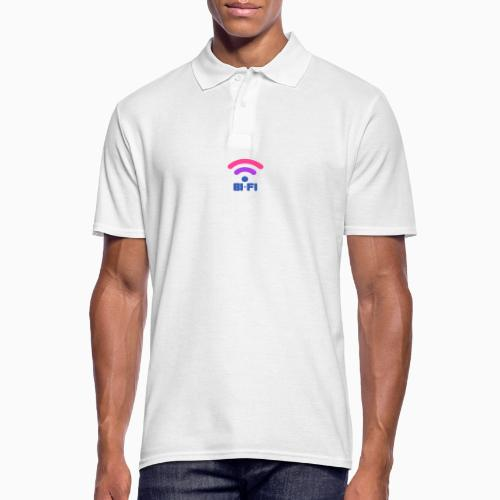 Bi-Fi - Men's Polo Shirt