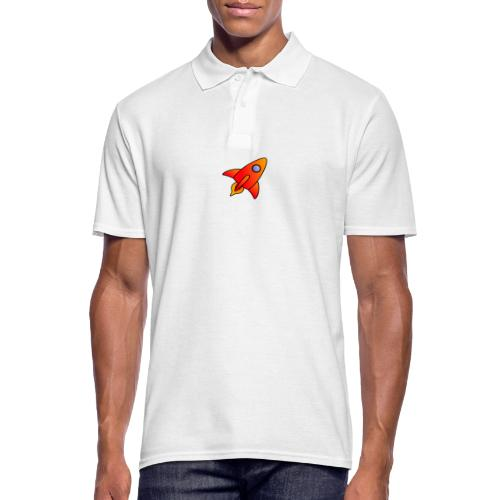 Red Rocket - Men's Polo Shirt
