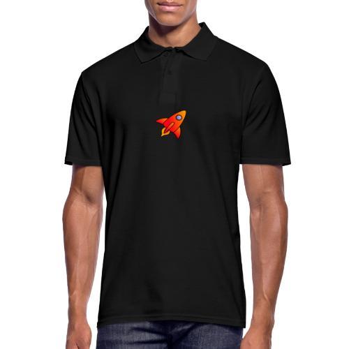 Red Rocket - Men's Polo Shirt