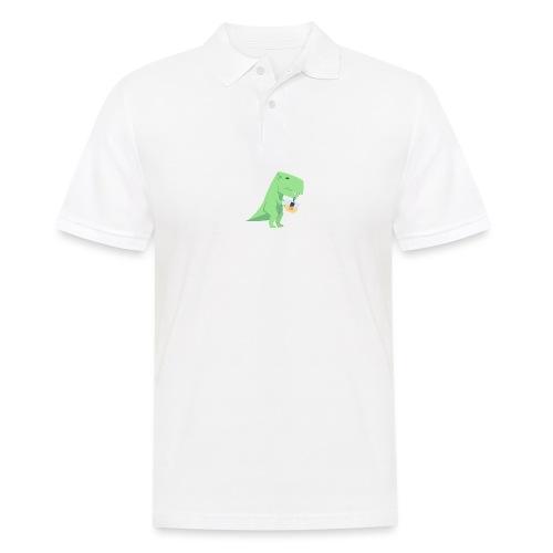 Tea-Saurus - Männer Poloshirt