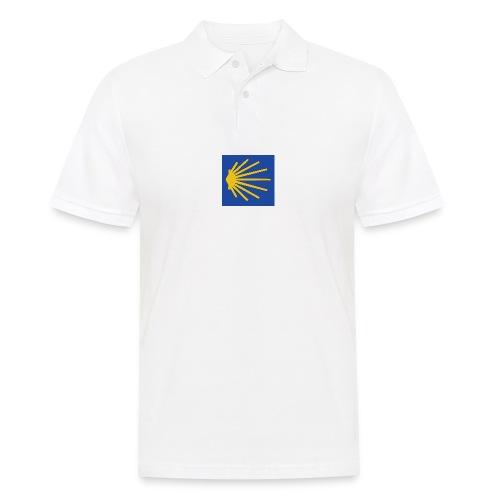 Muschel Wegweiser - Männer Poloshirt