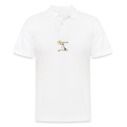 KnutstockAnniversaryBanner Hufky - Männer Poloshirt