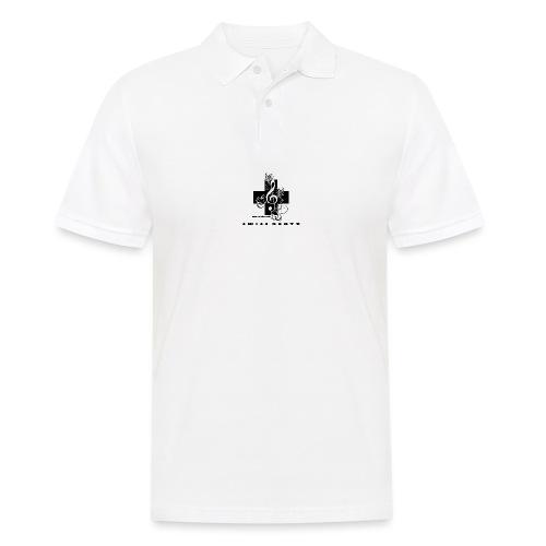 Swiss Beatz Logo with L - Männer Poloshirt