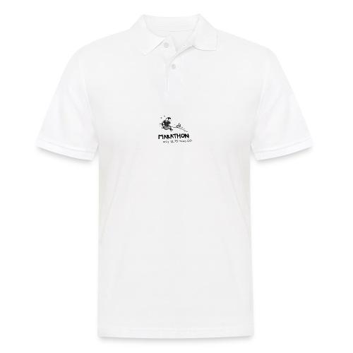 marathon-png - Koszulka polo męska