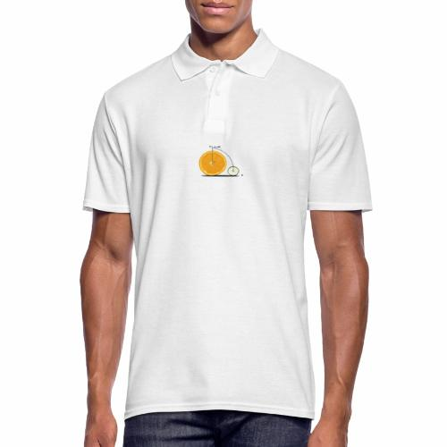Fruit Bicycle - Men's Polo Shirt